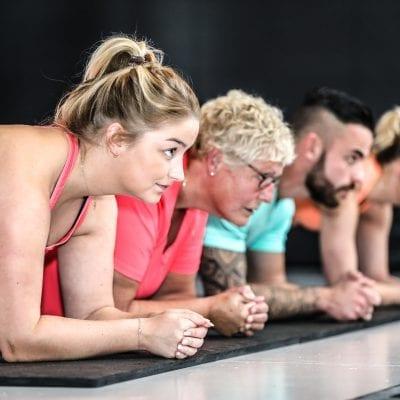 Fysio training (30min)